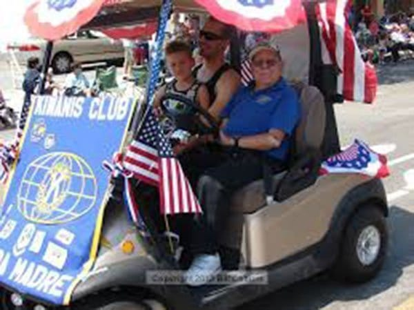 Sierra Madre Kiwanis July 4th Parade