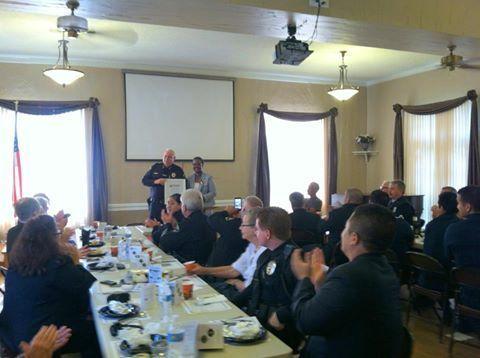 Sierra Madre Kiwanis Luncheon Honors Local 1st Responders