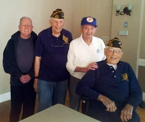 The Sierra Madre Kiwanis Honors Veterans Day