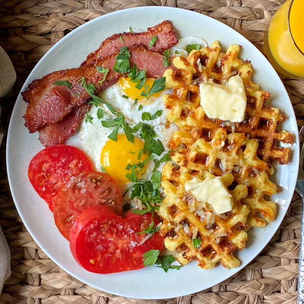 habanero-cornbread-waffle-breakfast-square