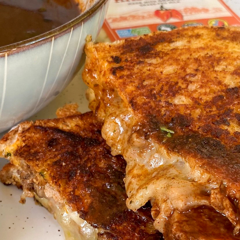 birria grilled cheese 1-2