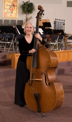String Bass, November 2015