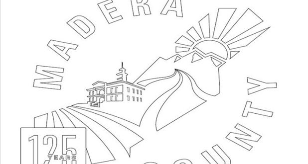 Coloring Contest For Madera County 125th Anniversary