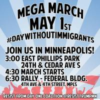 Join us for the 100 Days of Resistance March
