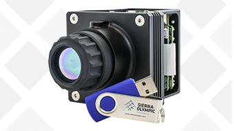 Vayu HD 1920 x 1200 long-wave infrared camera