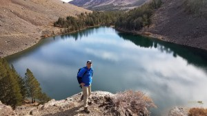 Blue Lake From Above with Charlie Pankey, Publisher Sierra Rec Magazine