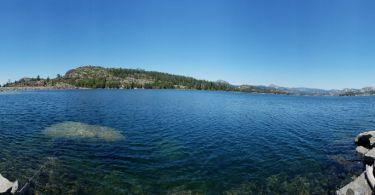 Loon Lake Crystal Basin Pano