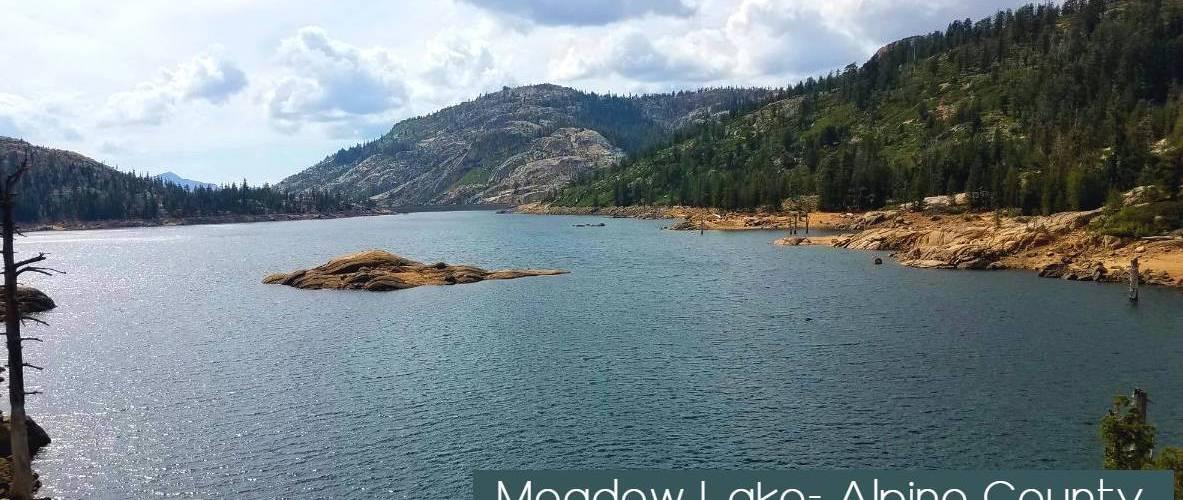 Meadows Lake - Blue Lakes Basin Alpine - PG&E