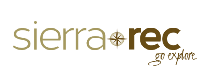 Sierra REC Magazine logo