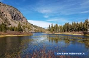Twin Lakes Mammoth CA