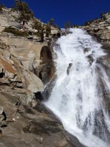 Horsetail Falls 2016