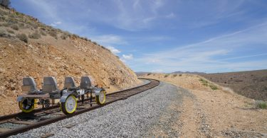 Rail bikes Carson City