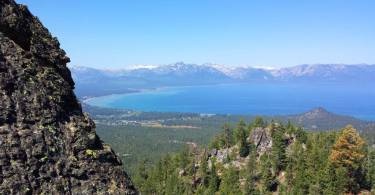 Lake Tahoe Castle Rock