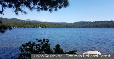 union reservoir crystal basin eldorado