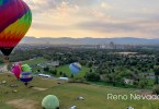 Reno nevada Balloon race