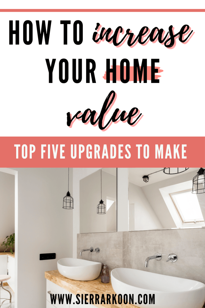 home upgrades tips