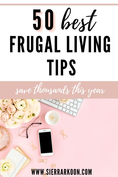 living frugally tips