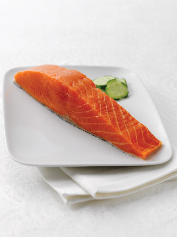 king salmon sierra gale seafoods