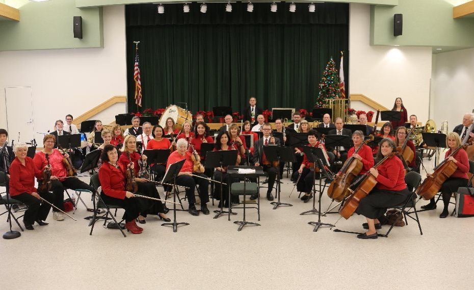 Sierra Symphony Christmas Concert
