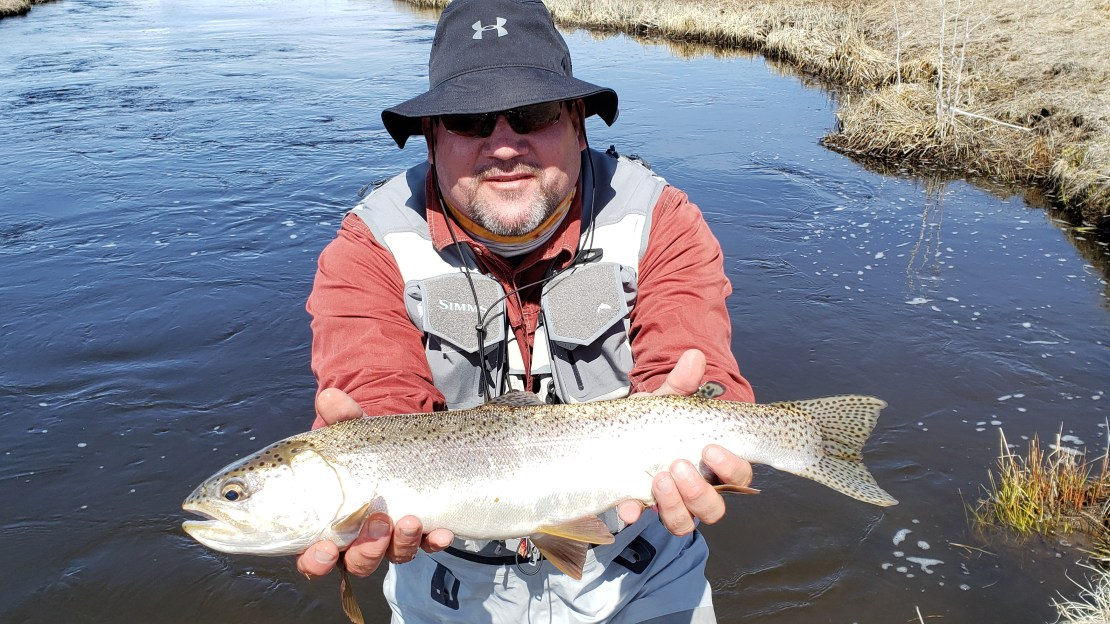 Mammoth Lakes and Bishop Fishing Reports - Sierra Trout Magnet Fly
