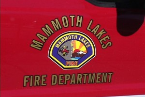 Mammoth Fire truck logo
