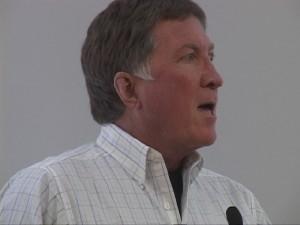 Michael Ort of Praxis and California Broadband Cooperative.