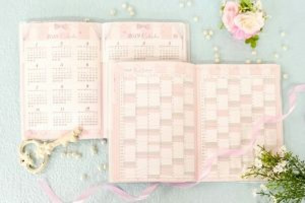 2018年度版☆女の子がときめく手帳☆たけいみき魔法の手帳