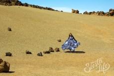Фотосессия на Тенерифе, лунные пейзажи