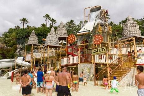 Сиам-Парк — центр развлечений для детей Lost City
