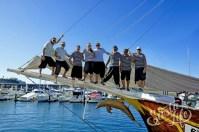 Flipper Uno: команда корабля