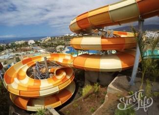 Flying Boats в Акваленде на Тенерифе