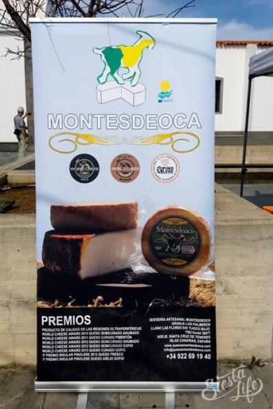 Производители козьего сыра. Ярмарка в Сантьяго-дель-Тейде