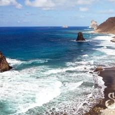 Общий вид пляжа Бенихо