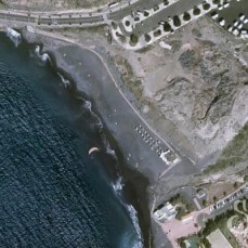 playa-de-la-enramada-tenerife-map