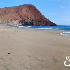 Общий вид пляжа Ла Техита
