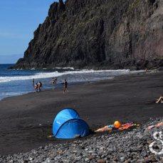 Общий вид Пляж Лас Гавиотас