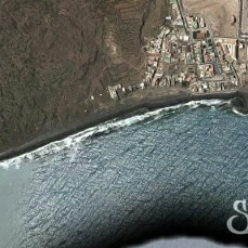 Пляж Сокорро на карте