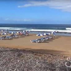 Пляж Хонда Общий вид