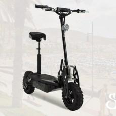 Электрический скутер на Тенерифе