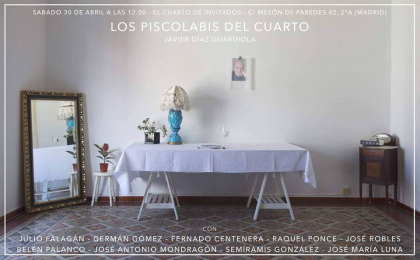 """Anuncio de """"Los Piscolabis del Cuarto"""""""