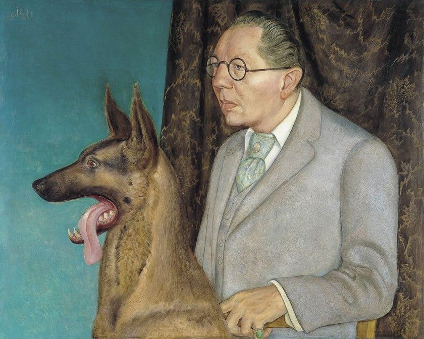 """Retrato de Hugo Erfurt, alias """"Ruiz-Gallardón"""""""