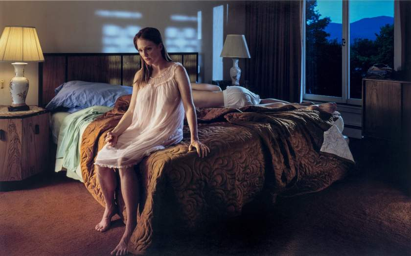 "Fotografía de la serie ""Dream House"", de Gregory Crewdson"