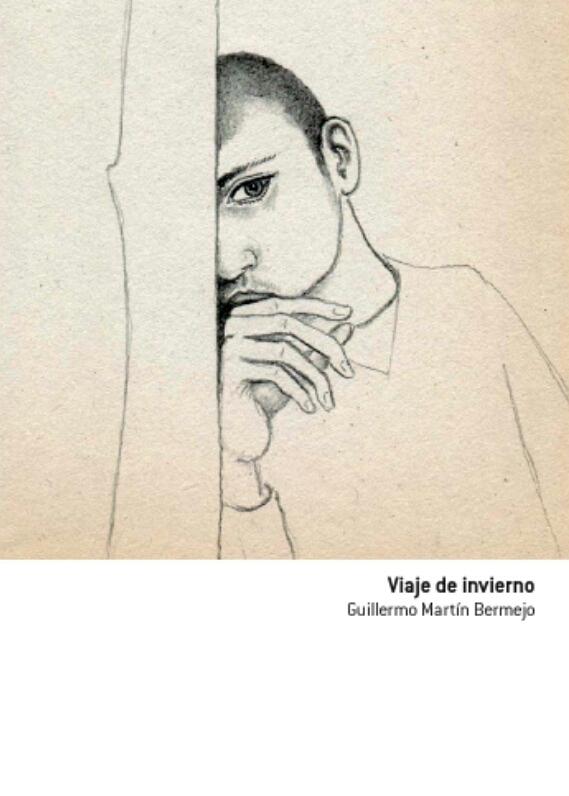 """Portada de """"Viaje de invierno"""", ópera prima de Guillermo Martín Bermejo"""