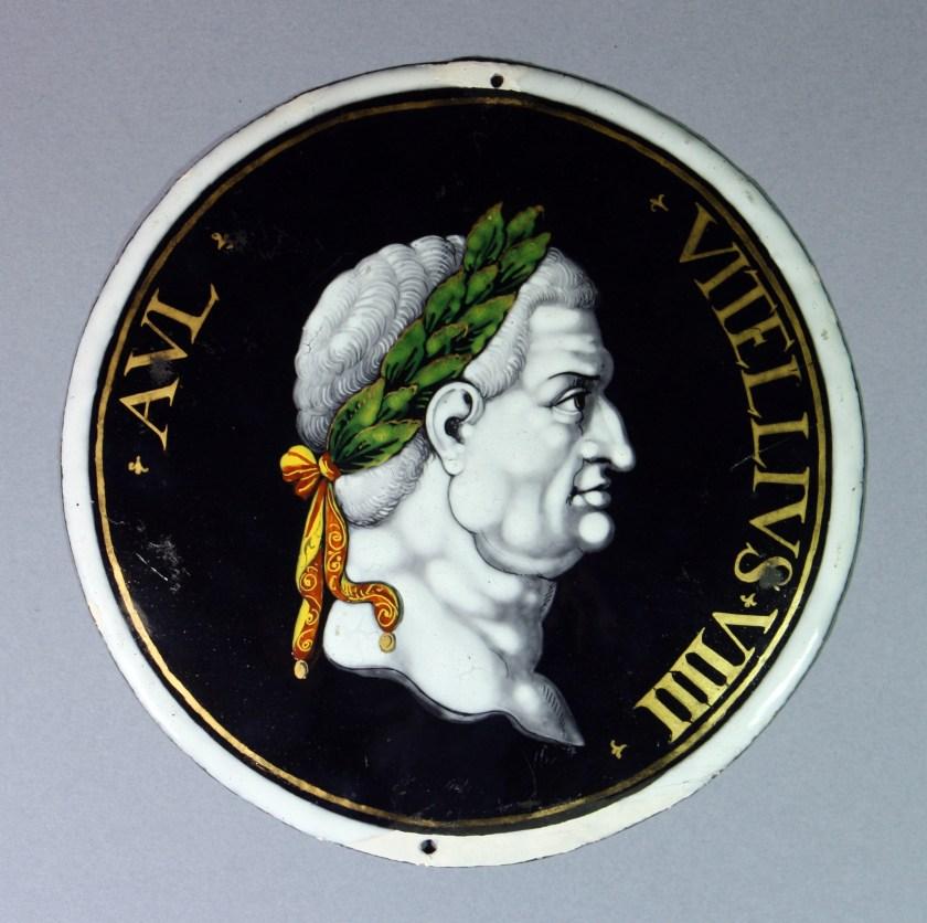 Uno de los esmaltes de Limoges que inspiraron a Trullo, de la colección de la Lázaro Galdiano