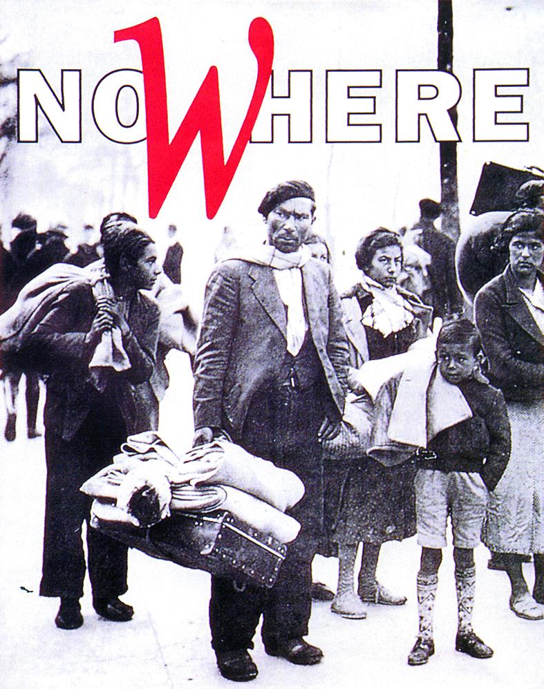 """""""NoWhere"""", de Rogelio López Cuenca"""