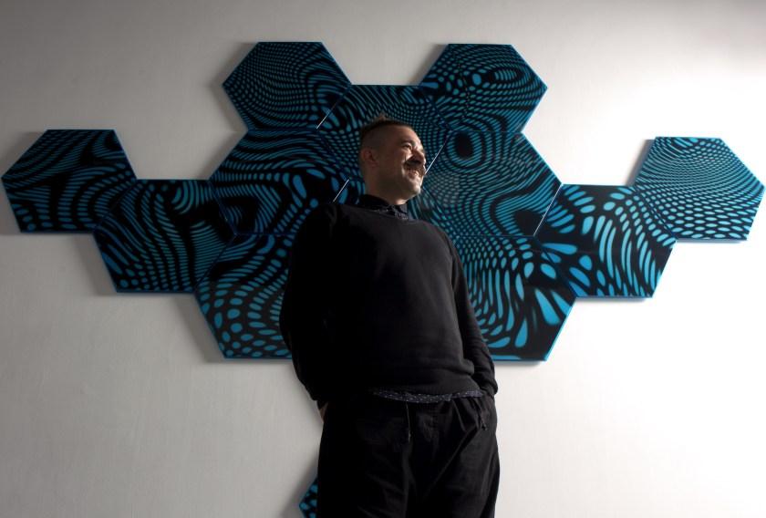Oskar Ranz es el artista invitado de Mala Fama Estudios