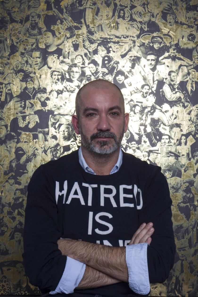 Carlos Aires, artífice de Mala Fama Estudios