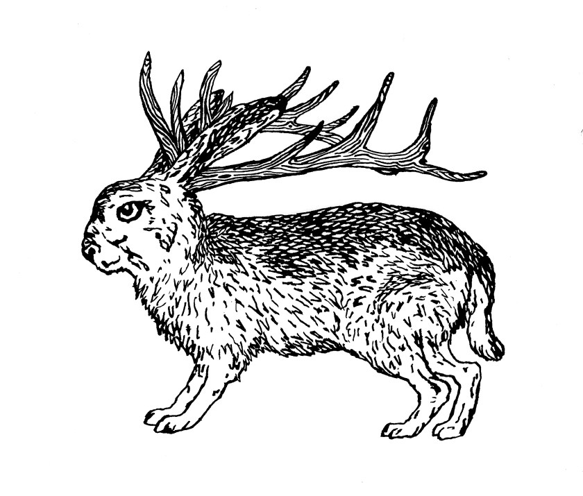 Logo de This is Jackalope, por Theo Firmo