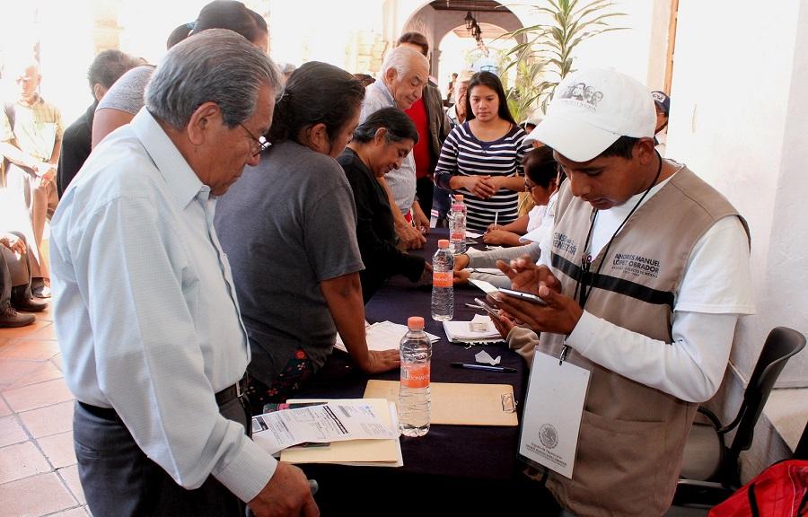 Instalan En La Capital Módulo De Atención Del Censo Para El