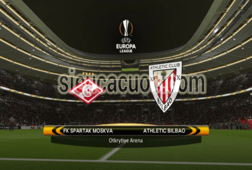 Soi kèo Spartak Moskva vs Athletic Bilbao 01h00 ngày 16/02 vòng 1/16 Europa League 2017/18
